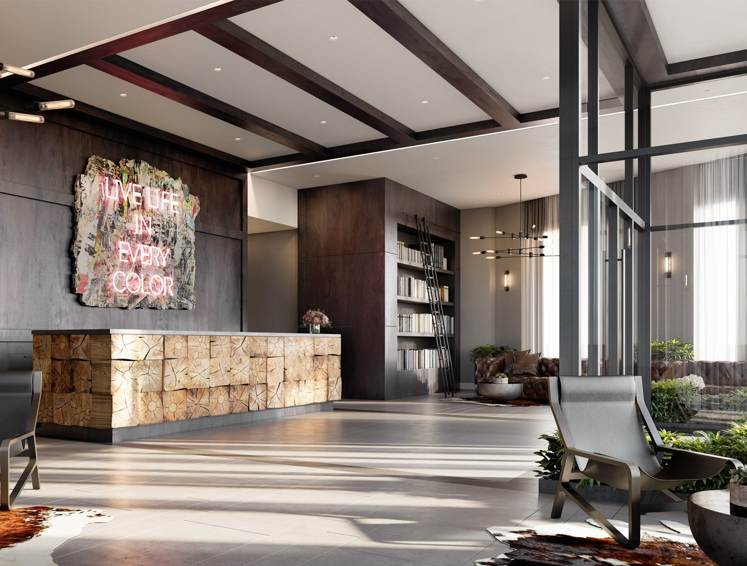 New Brooklyn Luxury Rentals at 475 Clermont